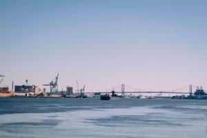 Philly Skyline Bridge